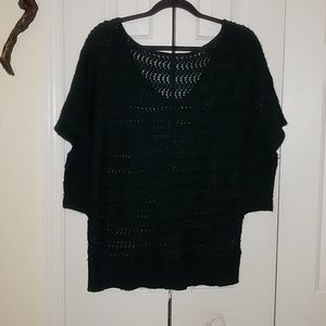 Club Monaco Knit Sweater Vest/Poncho